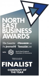 Finalist company of the year 2019